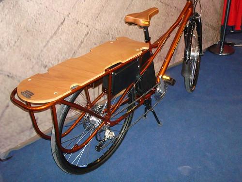 Kona long bike