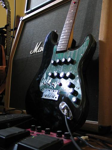 Fender Bender #4