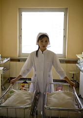 Premature babies in Maternity hospital Pyongyang (Eric Lafforgue) Tags: pictures travel woman girl asian born photo women war asia babies picture korea kimjongil asie coree journalist premature journalists northkorea pyongyang  dprk  coreadelnorte juche kimilsung nordkorea lafforgue  0452  ericlafforgue   coredunord coreadelnord  northcorea coreedunord rdpc  insidenorthkorea  rpdc   demokratischevolksrepublik coriadonorte  kimjongun coreiadonorte