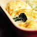 Peek inside: quick spinach lasagna