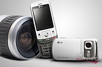 LG 8MP Camera Phone by momentimedia