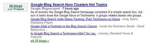 Google Blogs