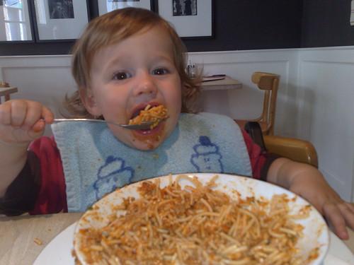 Bord spaghetti
