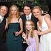Pai da noiva, filhas e casados