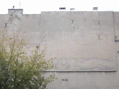 Warsaw urban fragments