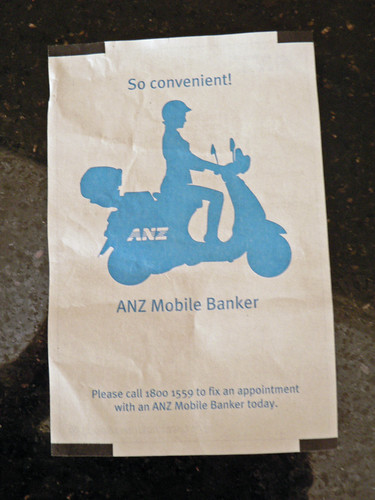 ANZ Mobile Banker