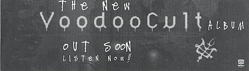 Chuck Schuldiner With Voodoo Cult | RM.