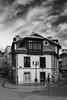 Information Superhighway (Albert Mussoll) Tags: bn villaviciosa asturies