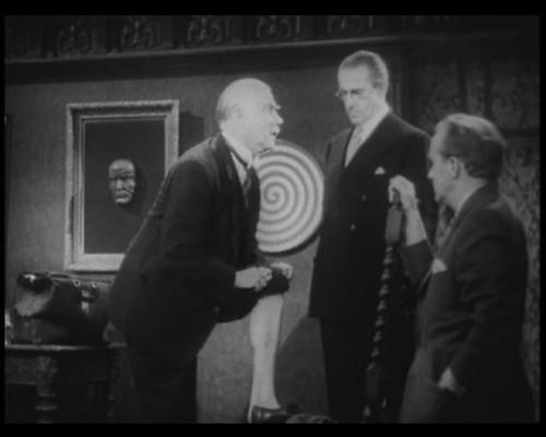 Watson hypnotized