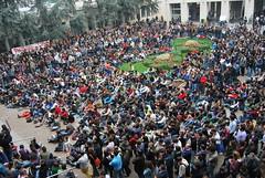 Assemblea no Tremonti Politecnico di Torino (lore1988) Tags: torino 23 tremonti 133 politecnico assemblea studenti manifestazione gelmini