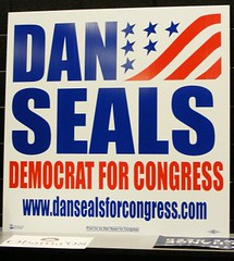 Dan Seals Sign