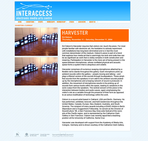 InterAccess Website