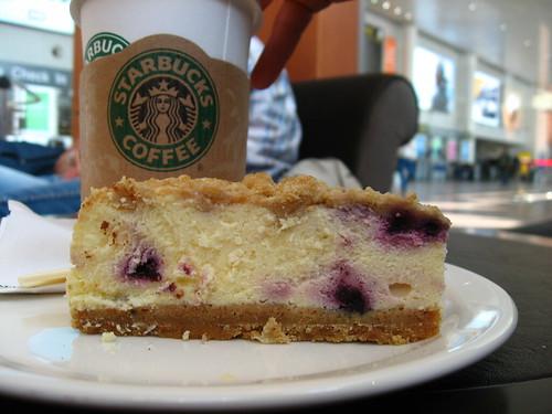 Un Starbucks en Belgique!