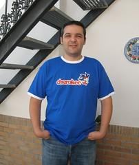 Camiseta de Cherokee
