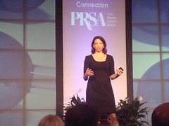 Penelope Trunk Keynote PRSA 2008 Detroit
