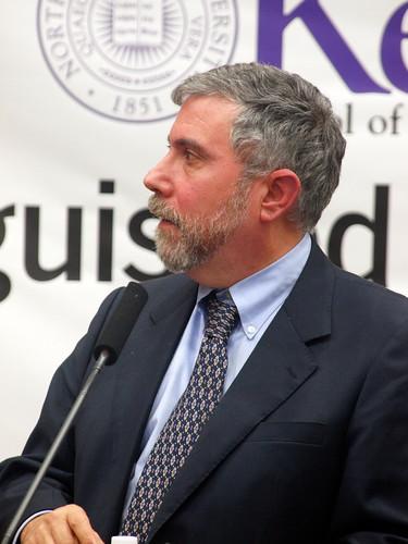 Paul Krugman Talk