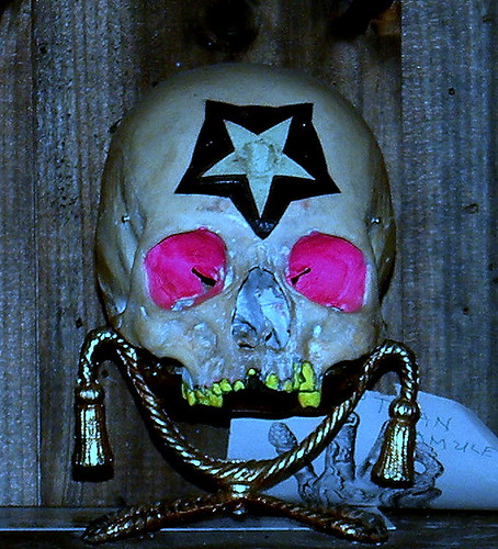 Flickriver: Photoset 'Warren's Occult Museum' by 826 PARANORMAL
