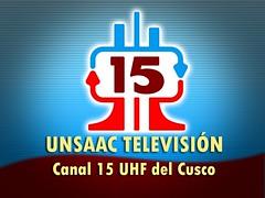 unsaac television - by CUSQUENIAN