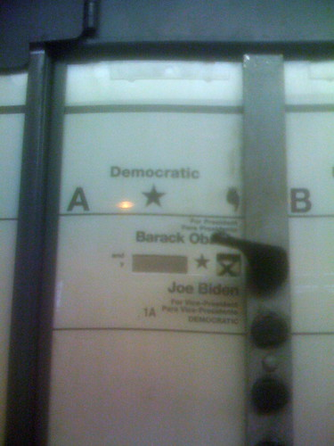 A vote for Obama
