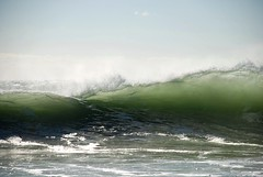 Atlantic motion (khanrizzi) Tags: ocean sea motion green beach water energy wave atlantic montauk fotografiaglobal