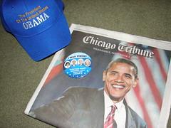 Obama Stuff