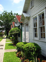 Project Row Houses today (by: dorkula, creative commons license)