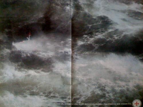 Suchbild mit Sturm
