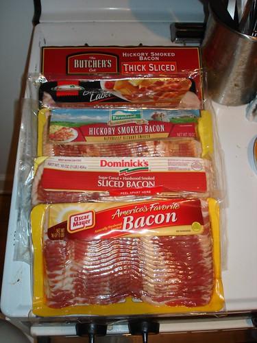 The Bacon selection