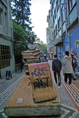Kadikoy, Ali Suavi street
