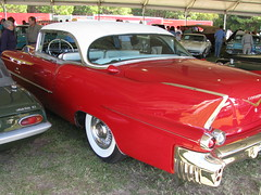 1956 Cadillac Eldorado Seville (imperturbe) Tags: car vintage automobile seville cadillac eldorado 2008 concours hiltonhead concoursdelegance