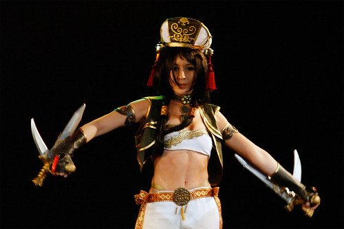 Soul Calibur 4 Talim コスプレ写真