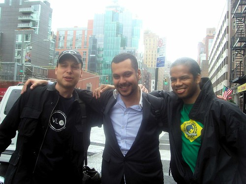 Mike Hudack, Kfir Pravda & Bill Cammack