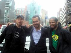 Mike, Kfir & Bill