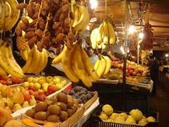 Marché Couvert - Market - Médéa (intasko) Tags: voyage trip light food color fruit landscape algeria yummy market vegetable lumiere marchandise banane algerie veg mercato marché medea legume pomme datte