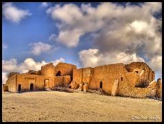 Qaser Al-Thiny   ! (Bashar Shglila) Tags: sky sahara desert border egypt oasis libya castel libyen polestar   5photosaday lbia  libi libiya liviya libija  flickrlovers  jaghbub    lbija  lby libja lbya liiba livi