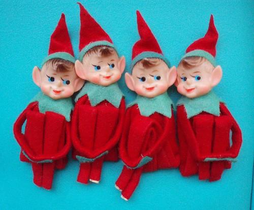 santa's helpers by artgoodieshome