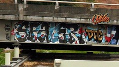 spaler (Oddio) Tags: graffiti vandalism freights oddio