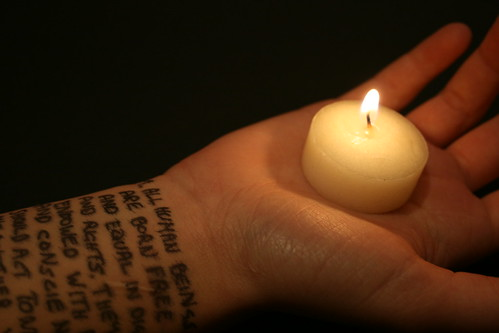 human rights day by Catching.Light, on Flickr