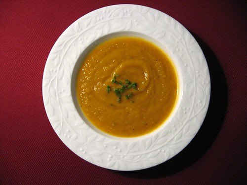 butternut squash onion soup