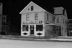 "The Coffee Pot, some truely great ""Nostalgia"" in Bangor Maine (mattie b) Tags: street white snow black blackwhite december state bangor maine nostalgia sandwichshop coffepot thecoffeepot bangormaine mission24 statestbangormaine"