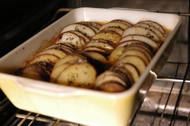 boulangerie potatoes