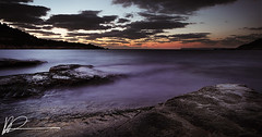 Broody Seascape II (kris.damato) Tags: sunset sea sky seascape clouds landscape rocks mediterranean malta explore foreground broody explored gnejna aplusphoto flickristiselect