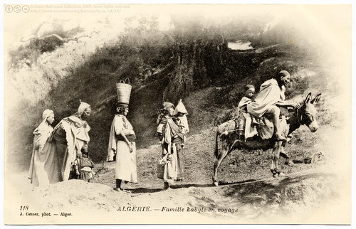 Algerian Kabyle on the March (c.1906) by postaletrice, on Flickr