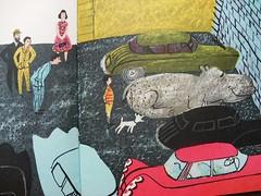 Veronica by Roger Duvoisin (Hazel Terry) Tags: illustration veronica hippo childrensillustration happylion rogerduvoisin louisefatio happylionsquest