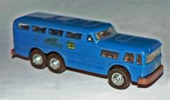 United States: Lindbergh Highway Bus No12 (dlberek) Tags: model kit modelkit greyhoundbus scenicruiser lindberghhighwaybus