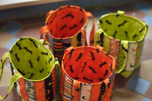 Toddler Trick or Treat Bags