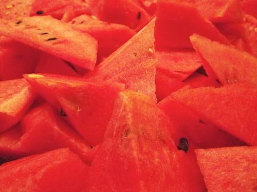 好甜的西瓜