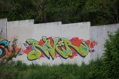 river (H.R. Paperstacks) Tags: streetart art minnesota river graffiti paint graf stpaul minneapolis mpls tc twincities graff aerosol mn tci stp