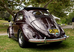 1951 VW Bug (1965 2+2) Tags: cruise vw bug volkswagen socal hotrod concours huntingtonbeach customs 1951 roadster california cruisein southern in d 1951volkswagen elegance socal hb hbconcourshotrodintheparkcentralpark 1951vwbug