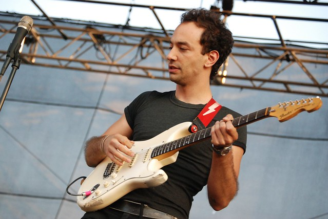 Albert Hammond Jr. (The Strokes)